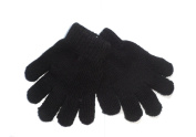Kids/Childs Magic Black Gloves - One size Fits All