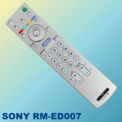Replacement Remote Control For Sony RM-ED007 / RMED007, Fits Many Models