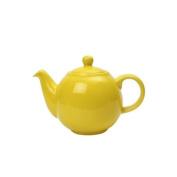 London Pottery UK British Design Globe 6 Cup Teapot 1.5L Yellow - 17230122