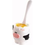 MooMoo Cow Egg Cup & Spoon