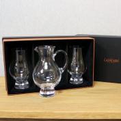 The Glencairn Official Whisky Set of 2 Glasses and Jug Set