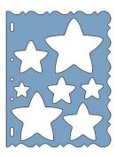 Fiskars Stars Shape Templates