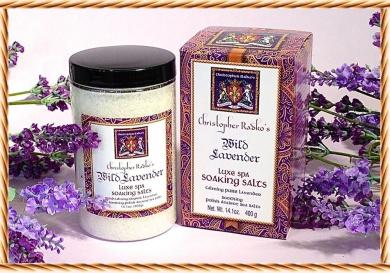 Luxe Spa Soaking Salts