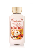 Bath and Body Works Pumpkin Latte and Marshmallow Gift Set of Shower Gel and Body Lotion