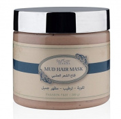 Mud Hair Mask for stronger and smoother hair