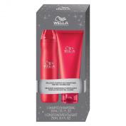 Wella Brilliance Duo Fine to Normal Hair - Shampoo 10.1 oz - 300 ml / Conditioner 8.4 oz - 250 ml