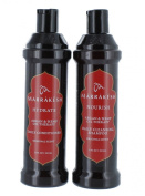 Marrakesh Original Shampoo + Conditioner Combo Set with Hemp and Argan Oils, 350ml Each, Suitable for Both Men and Women