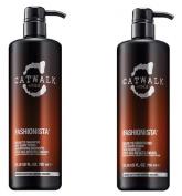 Tigi Catwalk Fashionista Brunette Tween Shampoo & Conditioner, 750ml/each - Just Released 2014