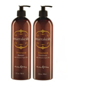 Marrakesh Dreamsicle Shampoo + Conditioner with Hemp and Argan Oils, 740ml