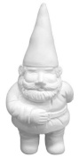 George The Garden Gnome - Non-Fire Paint Your Own Ceramic Keepsake!