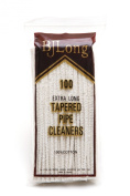 BJLong Long Tapered Pipe Cleaners - 5 Pack