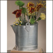 European Small Watering Can Flower Frog from Colonial Tin Works