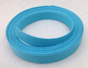 Light Blue Fold 'Ems Paper Cord Ribbon Roll