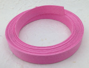 Pink Fold 'Ems Paper Cord Ribbon Roll