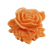 Longzang Flowers mould S283 Craft Art Silicone Soap mould Craft Moulds DIY Handmade soap moulds