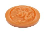 Longzang China Dragon mould S276 Craft Art Silicone Soap mould Craft Moulds DIY Handmade soap moulds