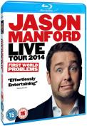 Jason Manford [Region B] [Blu-ray]