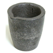 Graphite Crucible Jewellers Gold Silver Casting Size 1