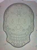 Flexible Resin Mould Day of the Dead Sugar Skull (Large