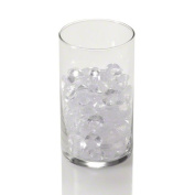 Eastland® Clear Acrylic Diamond Gem Vase Fillers Table Confetti for Weddings and More