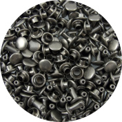 Springfield Leather Company's Antique Nickel Small Double Cap Rivets 100pk