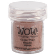 Wow Embossing Powder WOW! Embossing Powder, 15ml, Copper Pearl