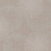 Kenneth James 671-68517 Cayman Contemporary Raffia Wallpaper, Taupe