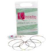 Lazadas Blocking Wires for Knitting and Crochet, Long Set