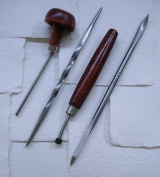 Printmaking Tool Set- Intaglio Set with Roulette