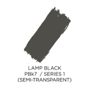 Akua Liquid Pigment 120ml Lamp Black