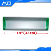 "1 pc of 14""(35cm) Emulsion Scoop Coater for Screen Printing Aluminium alloy light weight durable quality 007001"