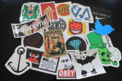 Assorted Sticker Pack of 10