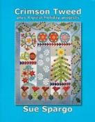 Sue Spargo Books Crimson Tweed