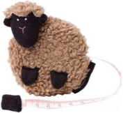 Lantern Moon Beige Sheep Sewing Knitting Tape Measure
