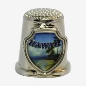 Souvenir Thimble - Hawaii - HI