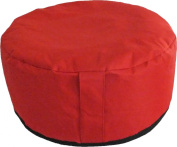 Inflatable Round Blow Up Chair 60cm x 25cm Red