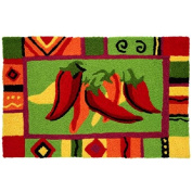 Jellybean Area Accent Rug Red Hot Chilli Peppers