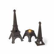 Abbott Cast Iron Eiffel Tower Tea Light Holder