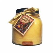 A Cheerful Giver Almond Butter Pound Cake Papa Jar Candle, 1010ml