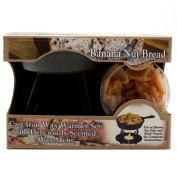 Bright Ideas Candle Wax Warmer Gift Pack, Banana Nut Bread