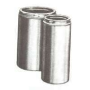 Selkirk 206012 Sure-temp Insulated Chimney Pipe, 15cm X 30cm