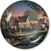 His First Friend by Terry Redlin 21cm Decorative Collector Plate