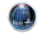 Doctor Who Collector Plate - The TARDIS