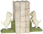 Westie Dog 15cm High Bookends
