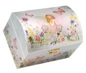 "MusicBox Kingdom 28045 Fairy Jewellery Music Box Playing ""It's a Small World"""