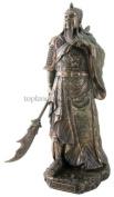 Guan Yu Sculpture - Hero Romance of the Three Kingdoms