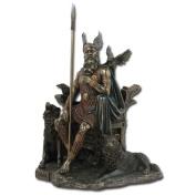 Odin Statue - Asgard - Magnificent !!