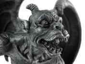 Evil Winged Devil Gargoyle Statue Sculpture