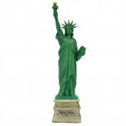 Statue of Liberty Statue Home Decor 38cm Resin Heritage Replica Statues
