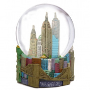 New York City Classic Snow Globe - 80mm